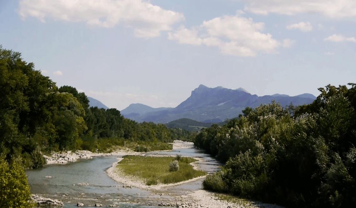 Drôme le film un nouveau documentaire sur la rivière