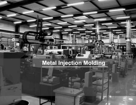 Alliance MIM metal injection moulding
